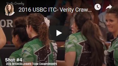 Verity Crawley 2016 USBC ITC